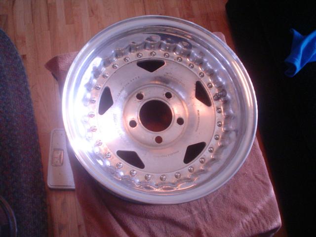"Chevy Bolt Pattern >> 2 Centerline Convo Pro 15x8.5"" racing wheels 5 on 4&3/4 ..."
